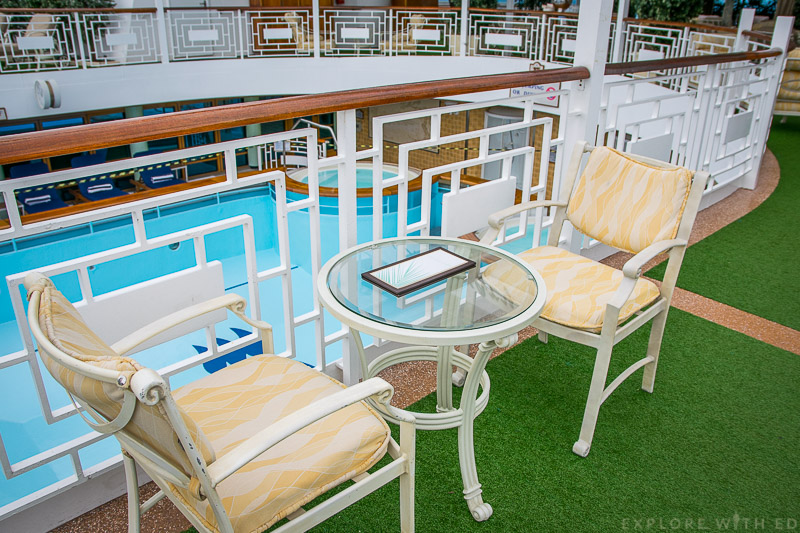 Lotus Spa and Fitness Centre, The Sanctuary Emerald Princess