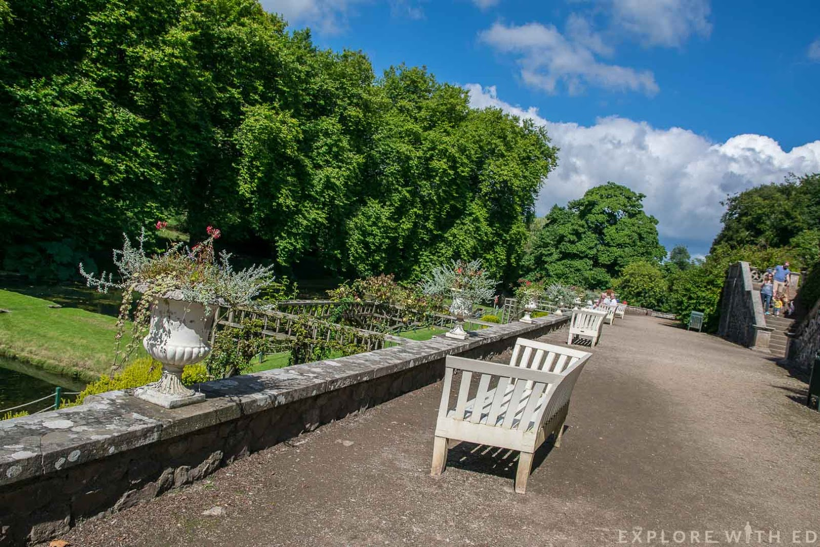 St Fagans Garden