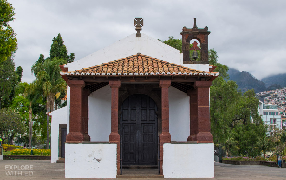 St Catherines Chapel in Funchal Madeira