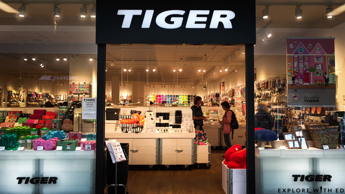 Tiger Stores, Cardiff