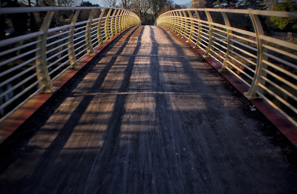 Millennium Bridge Cardiff