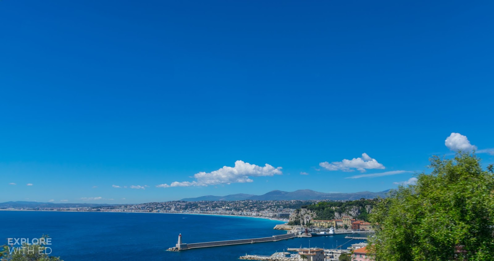 Shore excursions from Villfranche to Nice