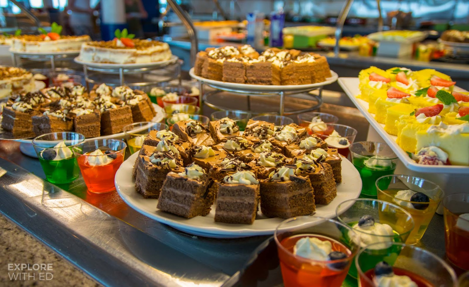 Afternoon Snacks Independence of the Seas