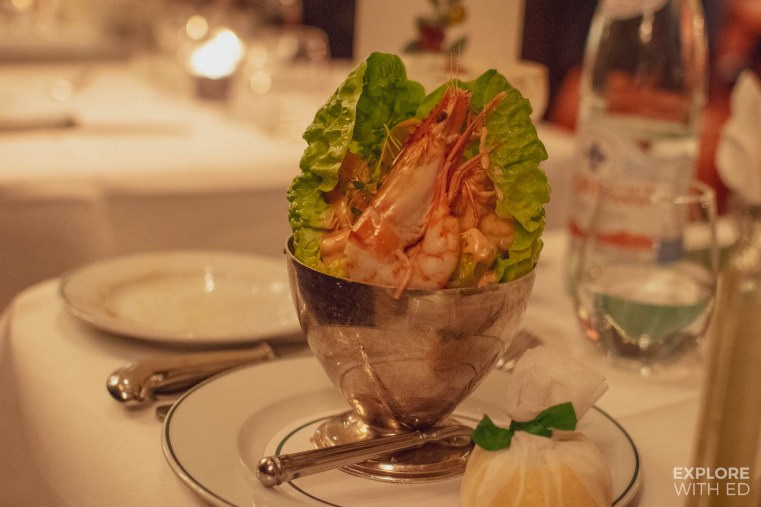 The Ivy Bath Prawn Cocktail