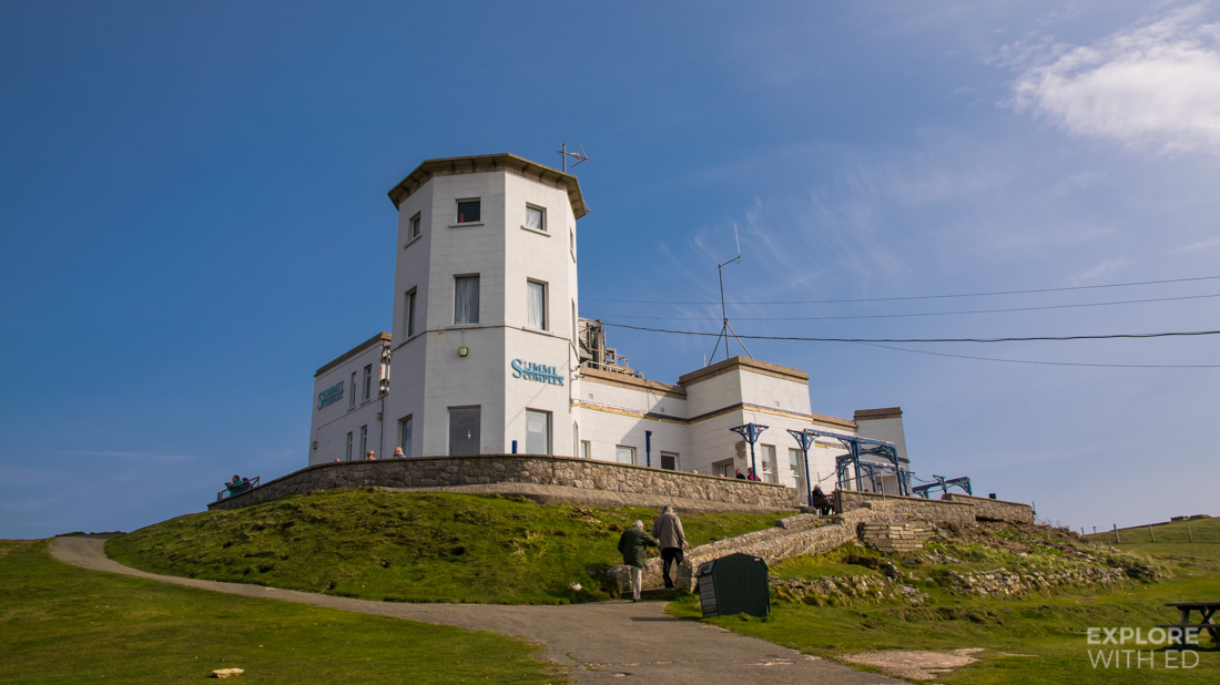 Summit Complex on the Great Orme