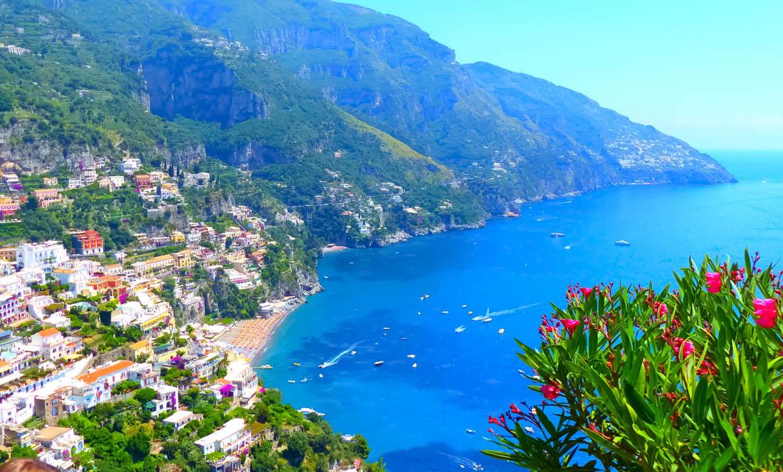 Amalfi Coast Italy, Cruise Capital Naples