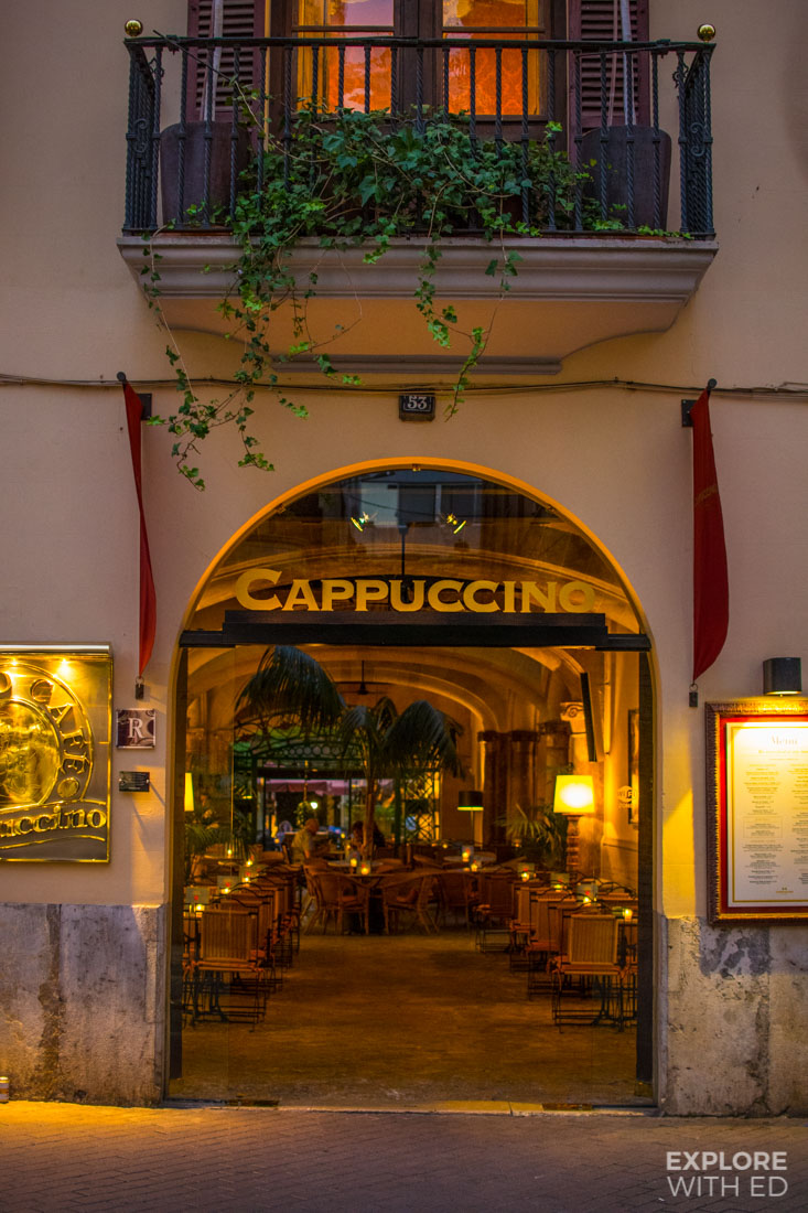 Cappuccino Grand Café
