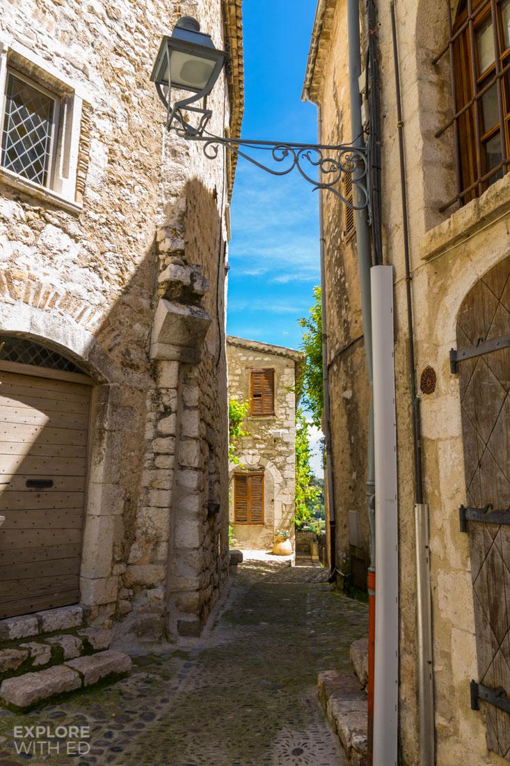 Olde Worlde villages in France
