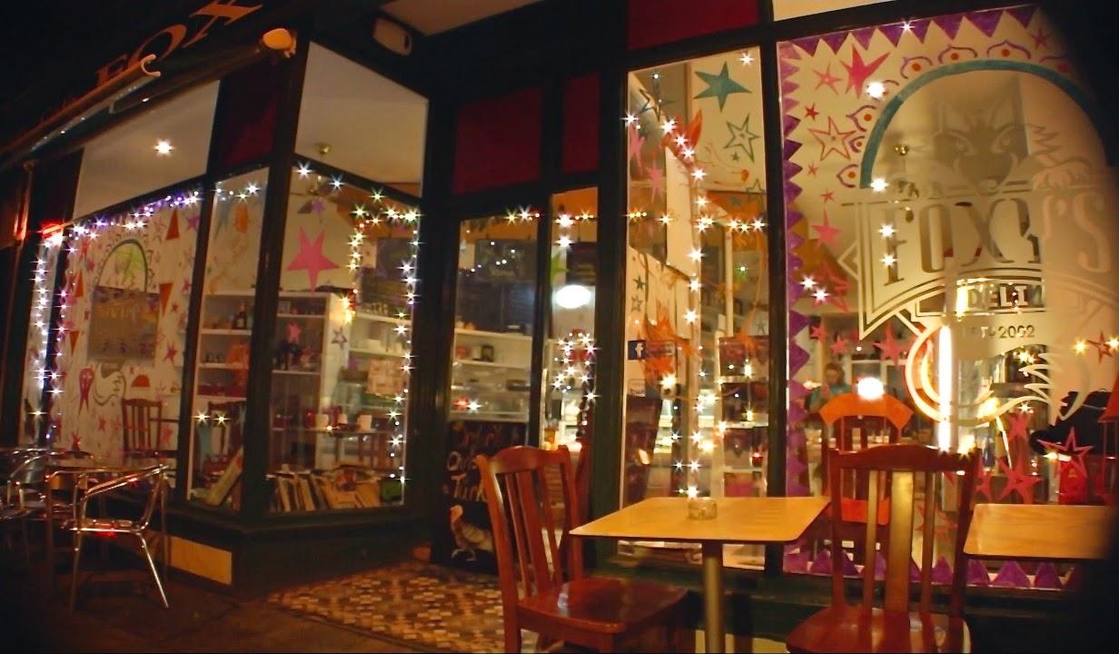 Foxy's Deli & Café in Penarth