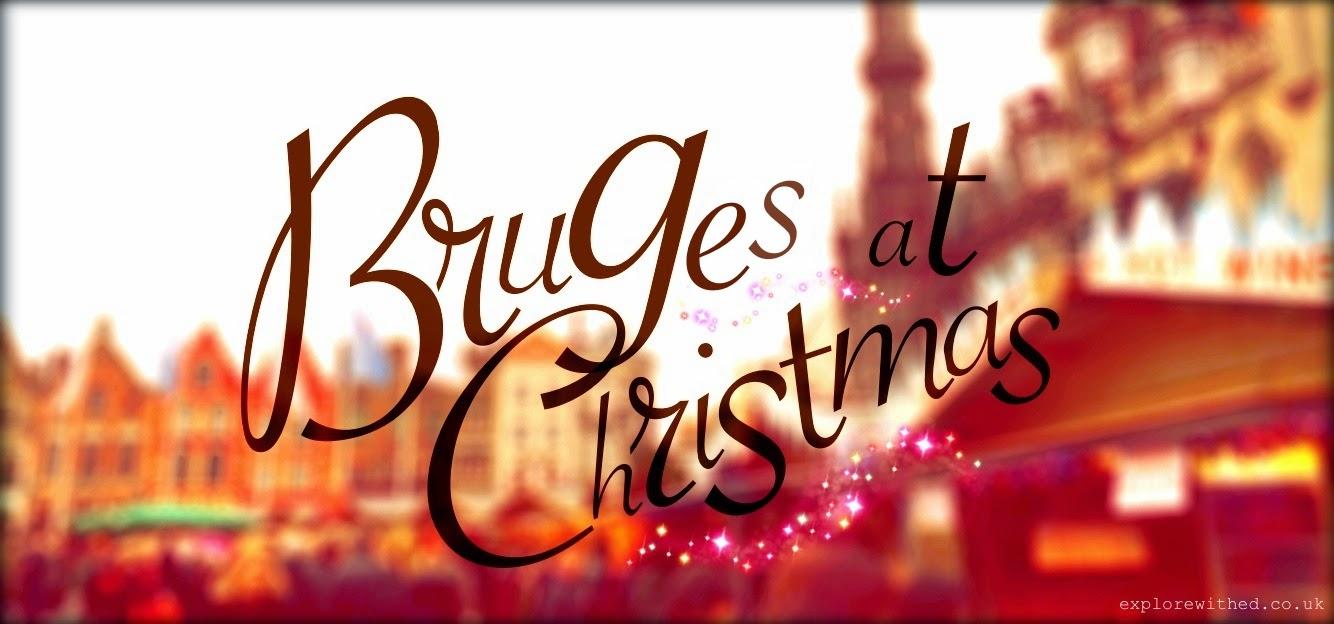 Bruges at Christmas Title Image
