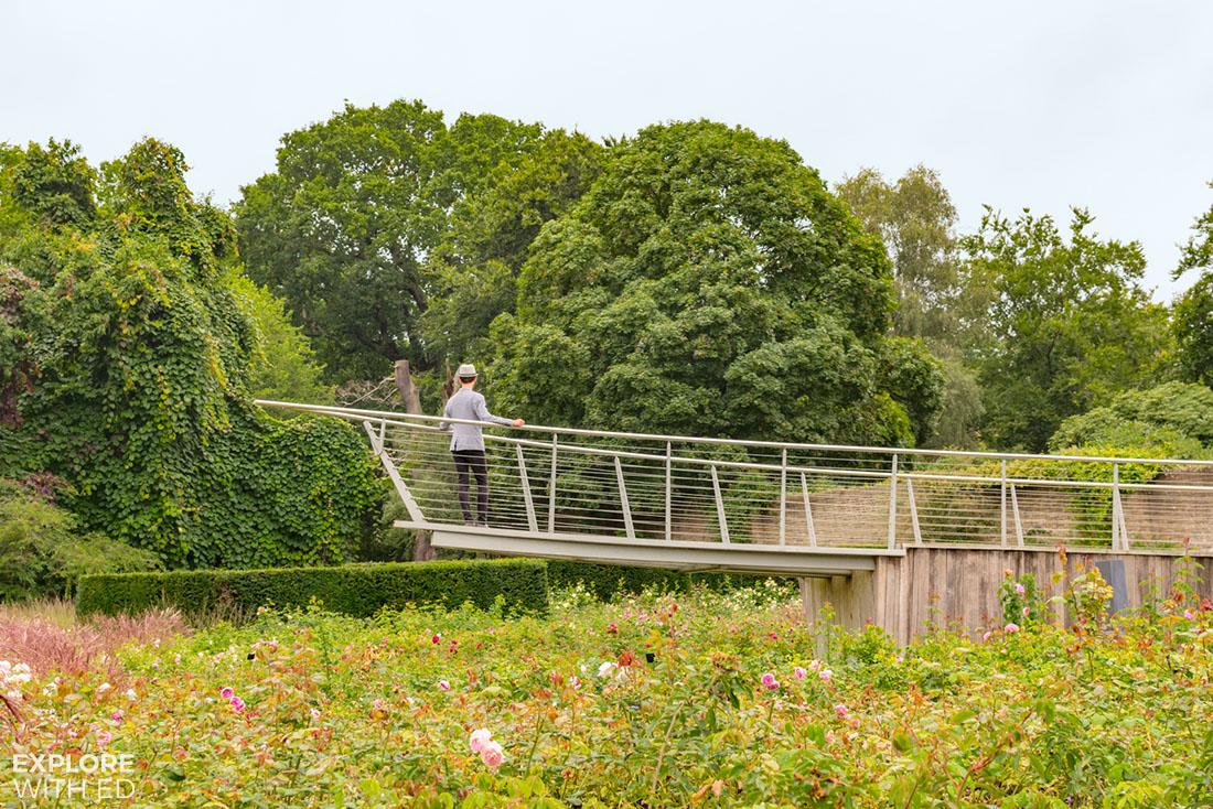 Exploring The Savill Garden in Windsor Great Park