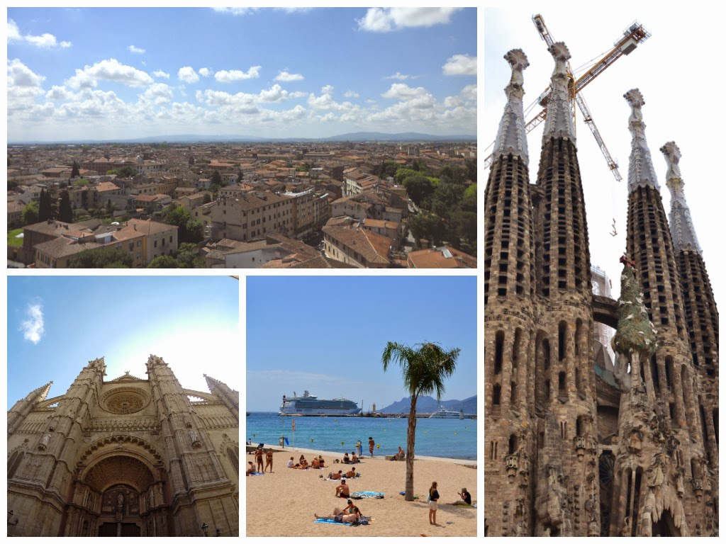 Italian Mediterranean Cruise Highlights