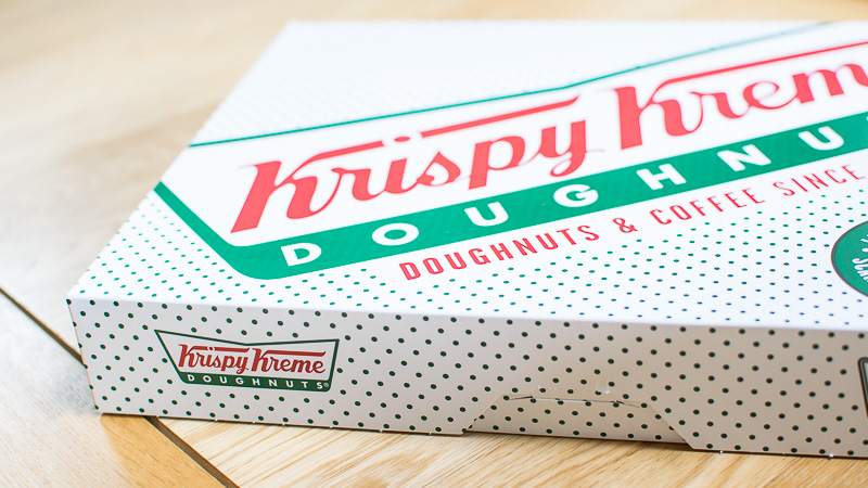 Krispy Kreme Box of 12