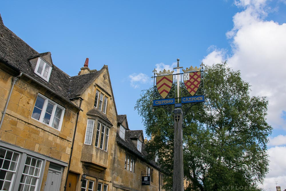 Chipping Campden Sign