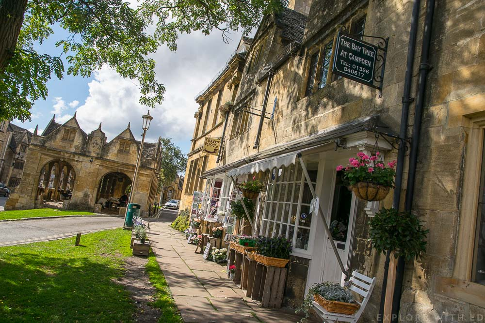 Shops in Chipping Campden