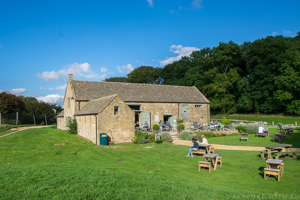 The Barn Café near Broadway Tower