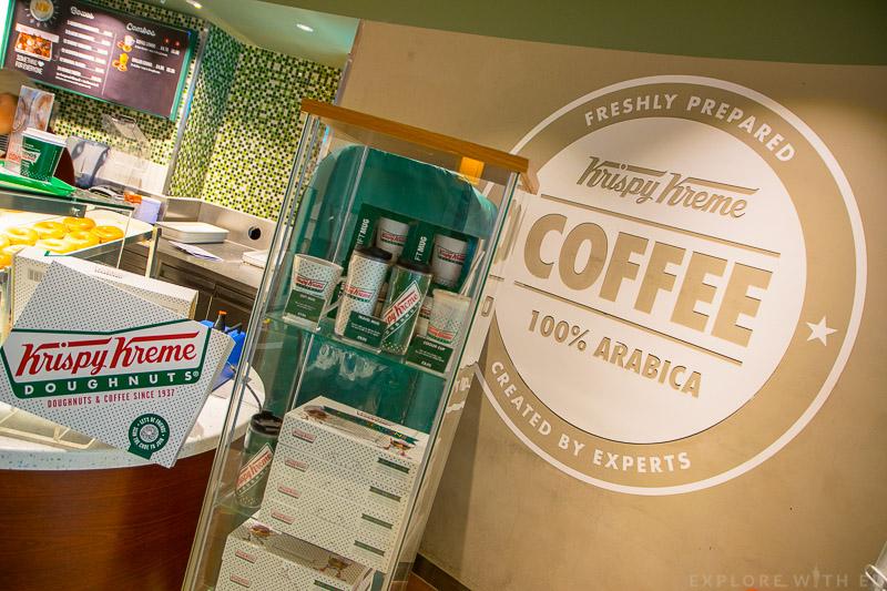 Krispy Kreme Cardiff Store