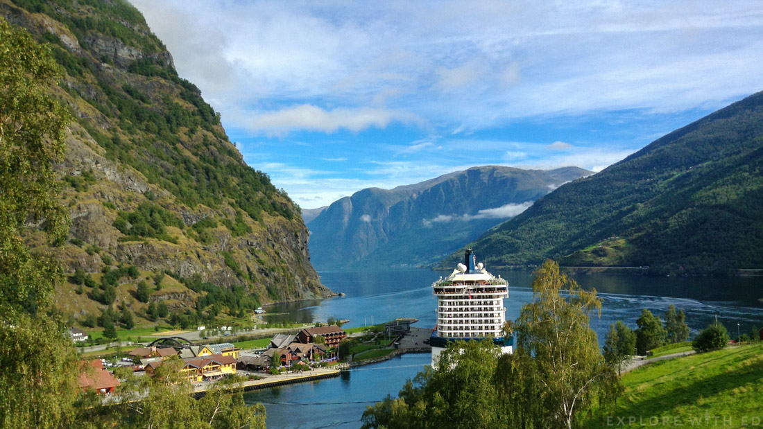 The Fjords with Celebrity Cruises Eclipse