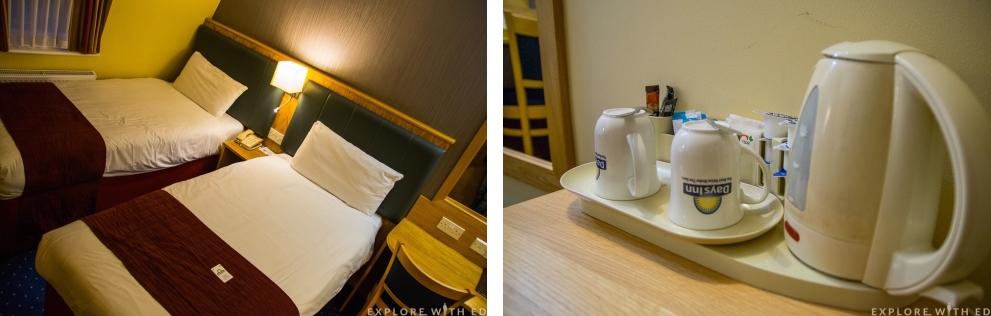 Days Inn Hyde Park Hotel London near Paddington