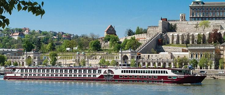 MS Serenity - River Cruise Line
